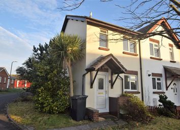 Thumbnail 2 bed end terrace house to rent in Freshwater Drive, Paignton, Devon