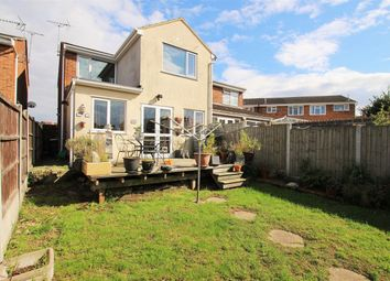 Thumbnail 4 bed semi-detached house for sale in Keyes Way, Braintree, Essex