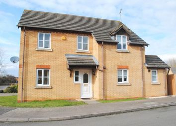 Thumbnail 4 bed detached house to rent in Townsend Leys, Higham Ferrers, Rushden