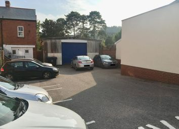 Thumbnail Warehouse for sale in Station Road, Budleigh Salterton
