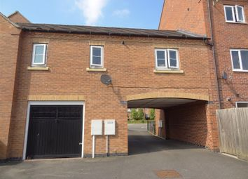 Thumbnail 1 bed flat for sale in Pentland Drive, Greylees, Sleaford