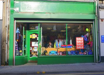 Thumbnail Commercial property for sale in Gwyn Richards Sports Ltd, 17 Talbot Street, Maesteg, Mid Glamorgan