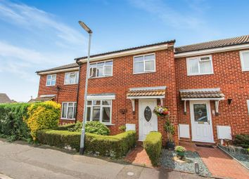 Thumbnail 3 bed terraced house for sale in Woolley Close, Brampton, Huntingdon
