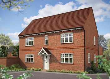 "Thumbnail 3 bed detached house for sale in ""The Southam"" at Southam Road, Radford Semele, Leamington Spa"