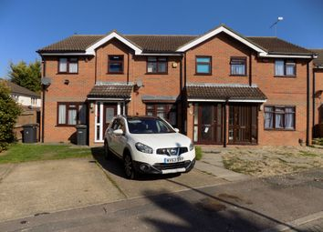 Thumbnail 3 bed end terrace house for sale in Ellerdine, Luton, Bedfordshire