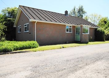 Thumbnail 3 bed bungalow for sale in Uppington, Hinton Martell, Wimborne