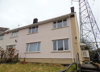 Thumbnail 3 bed semi-detached house for sale in Aneurin Avenue, Swffryd