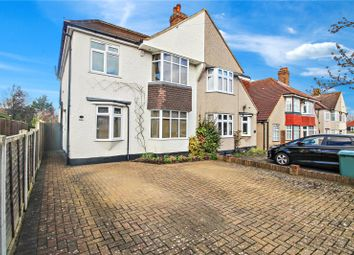4 bed semi-detached house to rent in Bark Hart Road, Orpington, Kent BR6