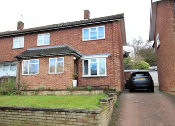 Thumbnail 3 bed end terrace house for sale in Barnacres Road, Hemel Hempstead