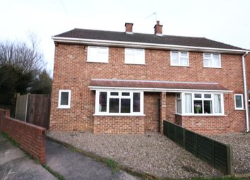 Thumbnail 2 bed semi-detached house to rent in West Grove, Martin, Lincolnshire