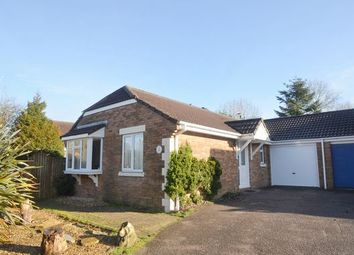 Thumbnail 3 bed bungalow for sale in Hatcher Close, Honiton