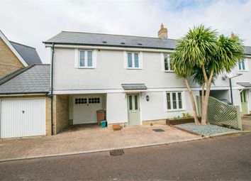 Thumbnail 3 bedroom semi-detached house for sale in Saltings Crescent, West Mersea, Colchester, Essex
