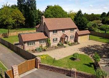 Thumbnail 4 bed detached house for sale in Church Lane, Bisley, Woking, Surrey