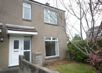 Thumbnail 3 bed terraced house to rent in Dyfrig Court, Llantwit Major