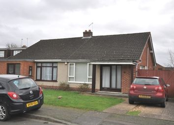 Thumbnail 2 bed semi-detached bungalow to rent in Brockwood Close, Northampton