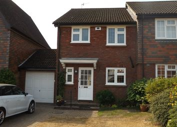 Thumbnail 3 bed end terrace house to rent in Clerks Croft, Bletchingley