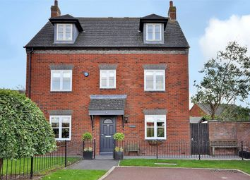 Thumbnail 5 bed detached house for sale in Jibwood, Mawsley Village, Kettering
