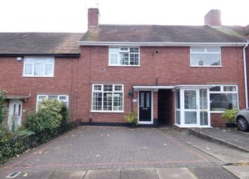 Thumbnail Terraced house for sale in Curbar Road, Great Barr, Birmingham