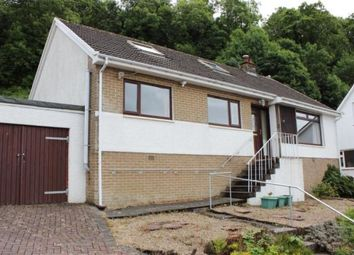 Thumbnail 3 bed bungalow for sale in Scott Crescent, Largs, North Ayrshire