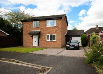 Thumbnail 3 bed detached house for sale in Town Farm Close, Pinchbeck, Spalding