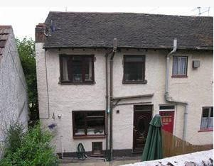 Thumbnail 2 bed terraced house for sale in Hill Street, Kidderminster