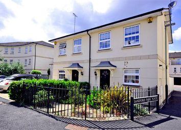 Thumbnail 2 bedroom semi-detached house to rent in Corpus Street, Cheltenham
