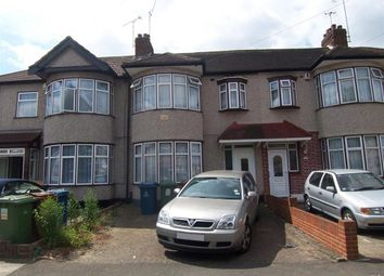 Thumbnail 3 bed property to rent in Sandhurst Avenue, Harrow