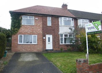 Thumbnail Room to rent in Holly Bank Road, Holgate, York