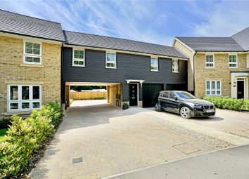 Thumbnail 2 bed flat for sale in Wilson Way, St. Ives, Cambridgeshire