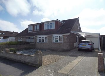 Thumbnail 4 bed bungalow for sale in Cavanna Close, Gosport