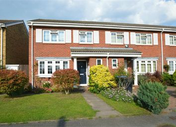 Thumbnail 3 bed end terrace house for sale in Stamford Road, Walton-On-Thames