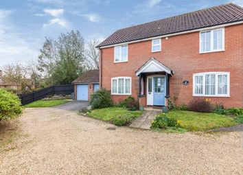 Thumbnail 4 bed detached house for sale in Bramfield, Halesworth, Suffolk