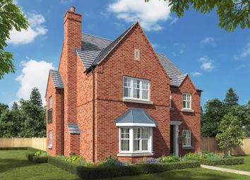 Thumbnail 4 bed detached house for sale in Chester Road, Halton, Cheshire