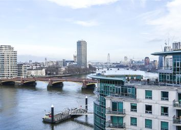 Thumbnail 2 bed flat for sale in Kestrel House, St. George Wharf, London