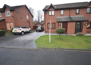 Thumbnail 3 bed semi-detached house for sale in Millers Fold, Eccleston, St. Helens
