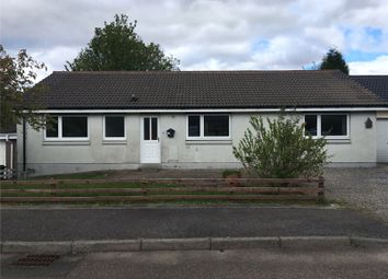 Thumbnail 3 bedroom detached bungalow to rent in Renfrew Place, Fort William, Highland