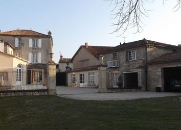 Thumbnail 6 bed property for sale in Chef-Boutonne, Deux-Sevres, 79110, France