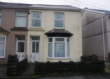 Thumbnail 3 bedroom semi-detached house to rent in Bonllwyn, Ammanford, Ammanford