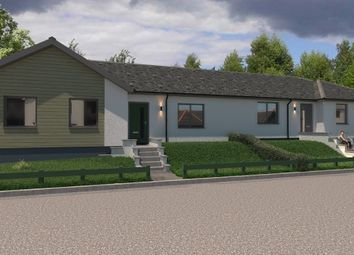 Thumbnail 3 bed semi-detached bungalow for sale in Airlie View, Alyth, Perthshire