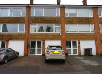 4 bed terraced house for sale in Westeria Close, Castle Bromwich, Birmingham B36