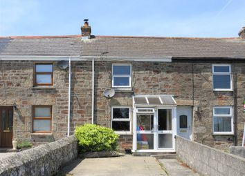Thumbnail 1 bed terraced house for sale in Albion Row, Carharrack, Redruth, Cornwall.