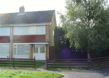Thumbnail 3 bed end terrace house to rent in Stafford Road, Bridgwater