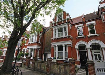 Thumbnail 3 bed flat to rent in Netheravon Road, London
