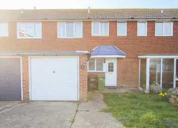 Thumbnail 3 bed terraced house for sale in Asten Close, St. Leonards-On-Sea, East Sussex.