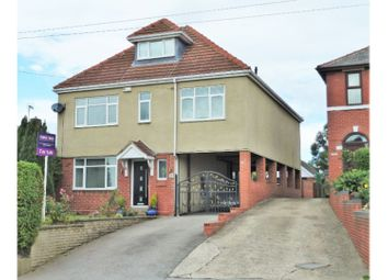Thumbnail 5 bed detached house for sale in Wickersley Road, Rotherham