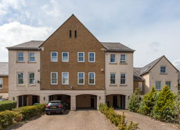 Thumbnail 3 bed terraced house for sale in Wraysbury Gardens, Staines