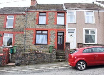 Thumbnail 3 bed terraced house for sale in Lanwern Road, Maesycoed, Pontypridd