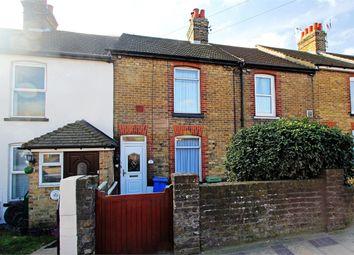 Thumbnail 2 bedroom terraced house for sale in Staplehurst Road, Sittingbourne, Kent