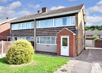 Thumbnail 3 bed semi-detached house to rent in Willow Road, Campsall, Doncaster