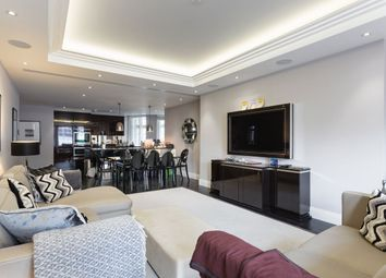Thumbnail 3 bed flat for sale in Eccleston Street, London